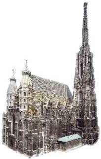 Vienna/ St. Stephen's Cathedral